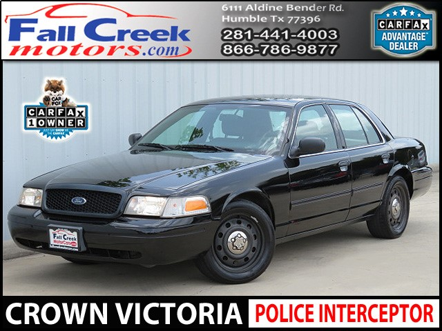 Photo 2009 Ford Crown Victoria Police Interceptor