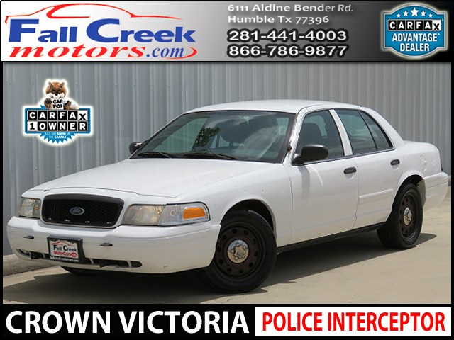 Photo 2011 Ford Crown Victoria Police Interceptor