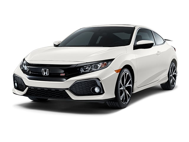 Photo Used 2018 Honda Civic Si Coupe For Sale in the Fayetteville area