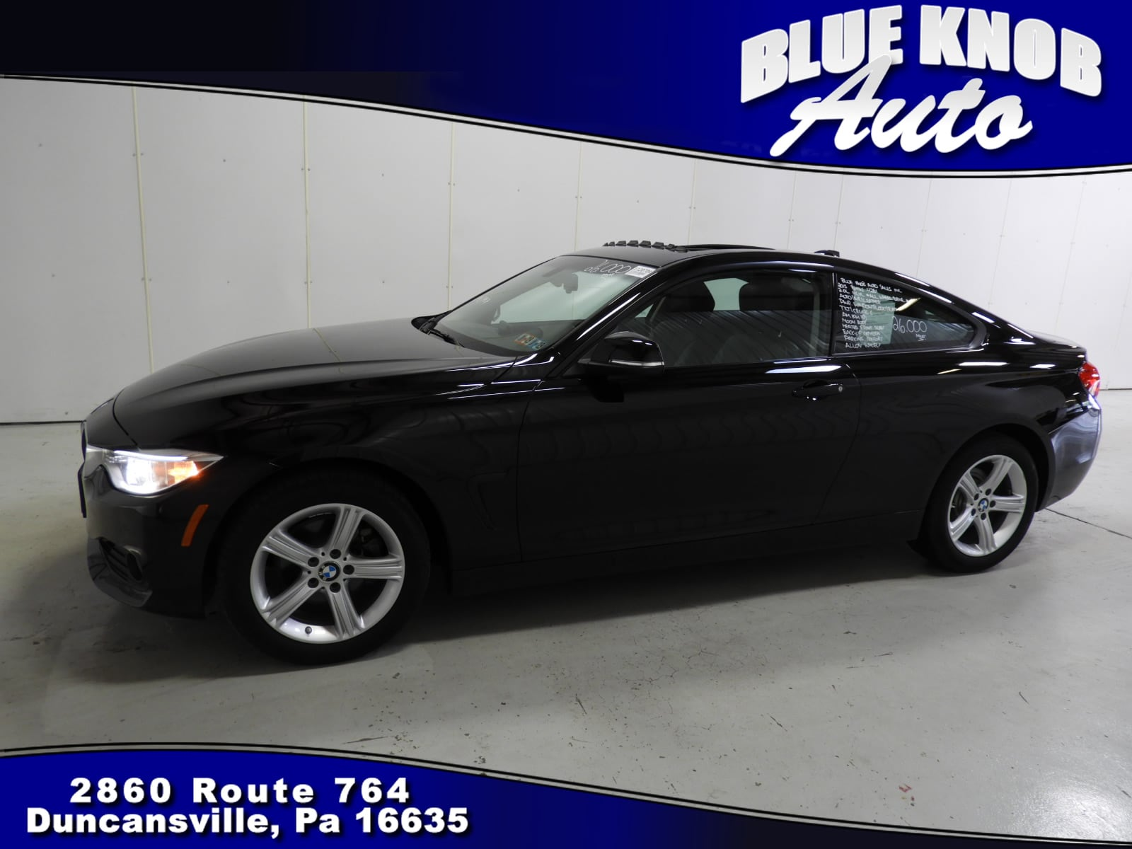 Photo 2015 BMW 428i xDrive wSULEV Coupe in Duncansville  Serving Altoona, Ebensburg, Huntingdon, and Hollidaysburg PA