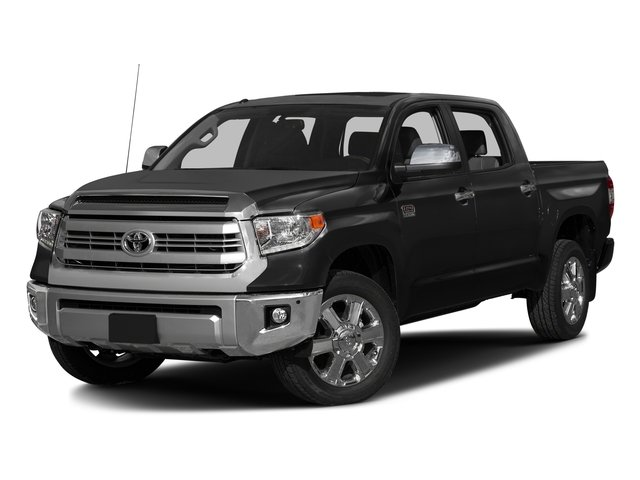 Photo Pre-Owned 2016 Toyota Tundra BLACK 4WD Crew Cab Pickup