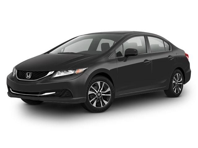 Photo 2015 Honda Civic EX 4dr Car