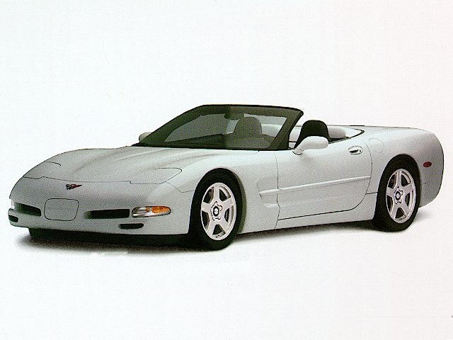Photo Used 1998 Chevrolet Corvette For Sale  Heath OH