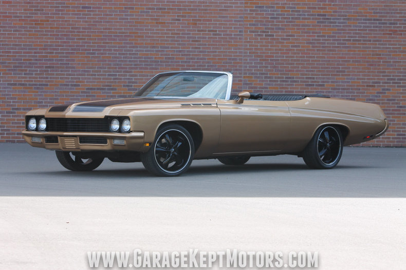 Photo 1971 Buick LeSabre Convertible