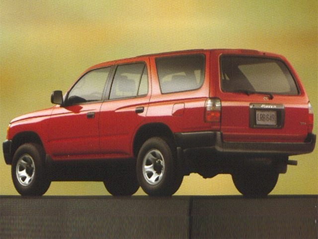 Photo Used 1998 Toyota 4Runner Base SUV 4x2 in Chico, CA