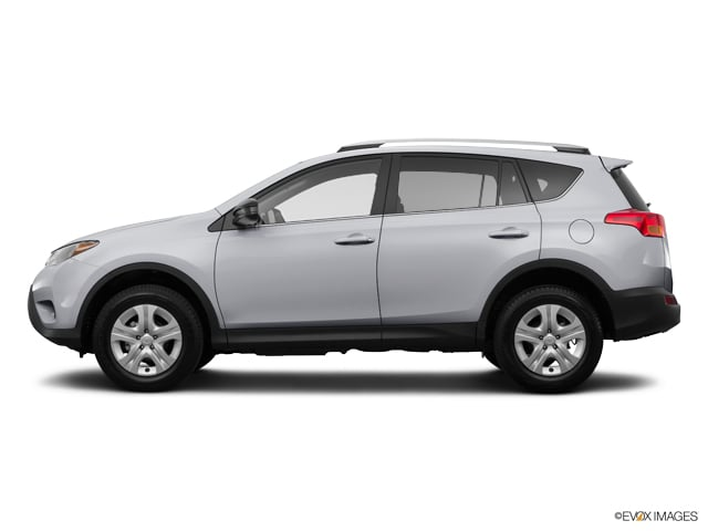 Photo Used 2015 Toyota RAV4 LE SUV Front-wheel Drive in Chico, CA