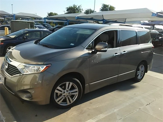Photo 2015 Nissan Quest 3.5 SL For Sale Near Fort Worth TX  DFW Used Car Dealer