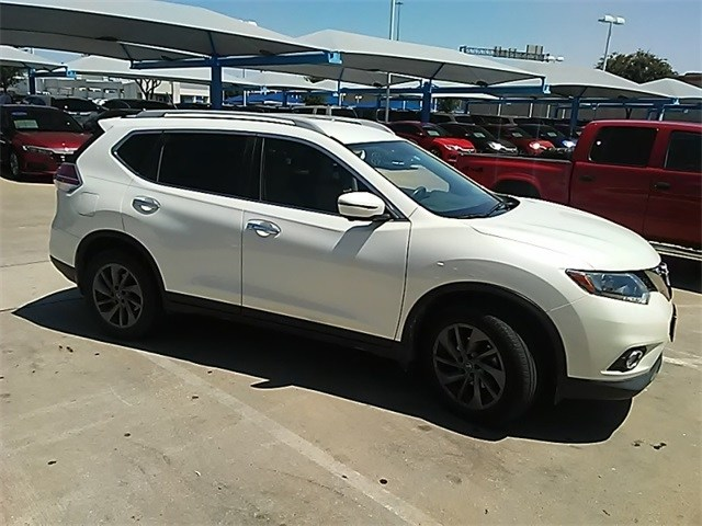 Photo 2016 Nissan Rogue SL For Sale Near Fort Worth TX  DFW Used Car Dealer