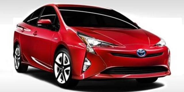 Photo Used 2017 Toyota Prius Two in Salem, OR