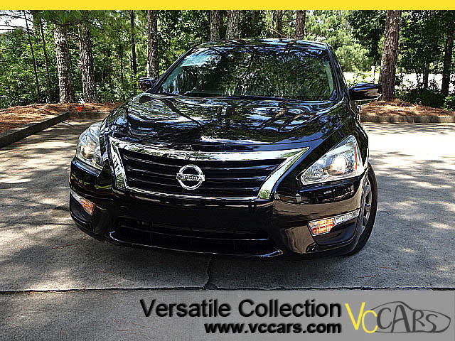 Photo 2015 Nissan Altima 2.5 S Sports Special Edition Package