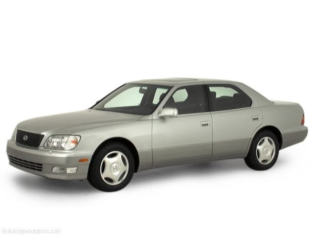 Photo 2000 LEXUS LS 400 400 For Sale in Brooklyn NY