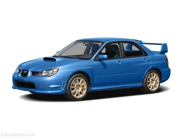 Photo Used 2006 Subaru Impreza WRX STi Base in Marysville, WA