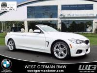 Certified Pre-Owned 2015 BMW 428i xDrive w/SULEV Convertible For Sale Near Philadelphia, PA