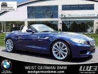Certified Pre-Owned 2015 BMW Z4 sDrive35i Convertible For Sale Near Philadelphia, PA