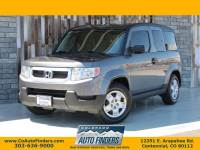 2010 Honda Element 4WD 5dr Auto LX