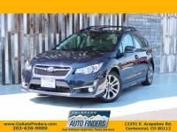 2015 Subaru Impreza Wagon 5dr CVT 2.0i Sport Premium