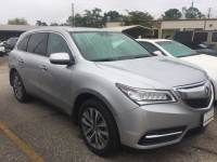 Pre-Owned 2015 Acura MDX 3.5L Technology Package FWD 4D Sport Utility