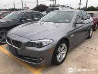2011 BMW 5 Series 528i w/ Premium Package II Sedan in San Antonio