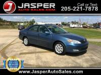 2003 Toyota Camry 4dr Sdn I4 Auto XLE (Natl)