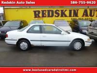 1992 Honda Accord LX coupe