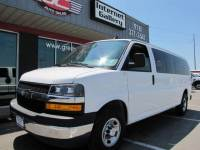 2018 Chevrolet Express Passenger Van LT