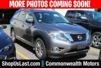 Pre-Owned 2015 Nissan Pathfinder Platinum Four Wheel Drive SUV