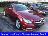 Pre-Owned 2012 Mercedes-Benz CLS CLS 550 RWD Coupe