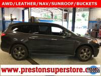 Certified Used 2017 Chevrolet Traverse 2LT SUV in Burton, OH