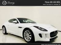 2015 Jaguar F-TYPE V6 Navigation | rear Camera | Meridian Sound | 16 17 Rear Wheel Drive Coupe