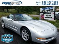 1999 Chevrolet Corvette Convertible