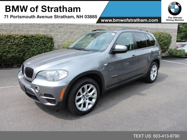 Photo 2011 BMW X5 xDrive35i Premium 35i Sport Activity HEATED SEATS CONVENIENCE 3RD RO SAV All-wheel Drive