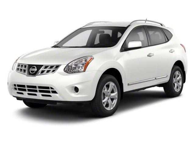 Photo 2013 Nissan Rogue SL Sport Utility