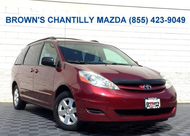 Photo 2009 Toyota Sienna LE wLE Extra Value Package 2 Van in Chantilly