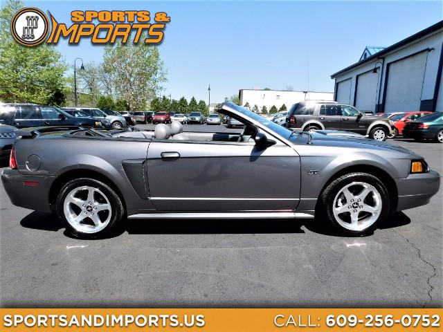 Photo 2003 Ford Mustang GT Premium Convertible