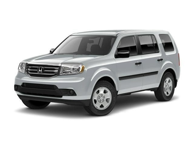 Photo 2013 Honda Pilot LX 4x4 LX SUV near Cleveland