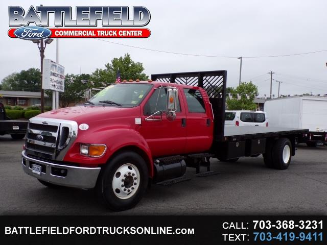 Photo 2011 Ford F-650 Crew Cab 2WD DRW