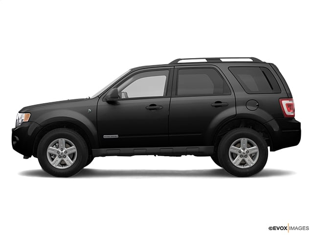 Photo Used 2008 Ford Escape Hybrid SUV I4 Atkinson-Cycle Electric Motor 16V for Sale in Puyallup near Tacoma