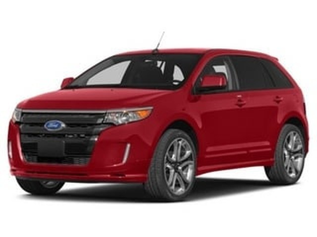 Photo 2014 Ford Edge Sport 1 OWNER SUV Ti-VCT V6 Engine