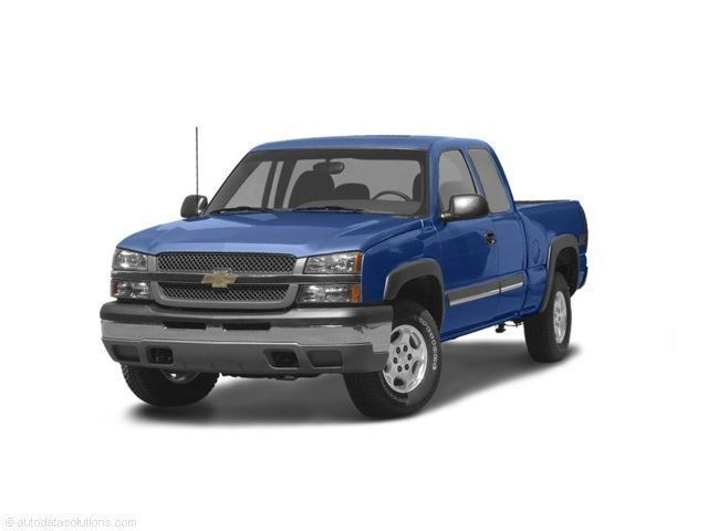 Photo 2003 Chevrolet Silverado 1500 SS Truck Extended Cab All-wheel Drive