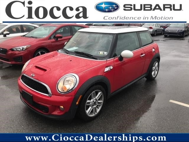 Photo Used 2012 MINI Cooper S S For Sale Allentown, PA