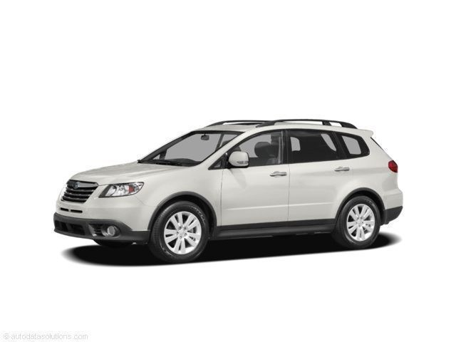 Photo 2009 Used Subaru Tribeca 4dr 5-Pass Special Edition For Sale in Moline IL  Serving Quad Cities, Davenport, Rock Island or Bettendorf  S18973A
