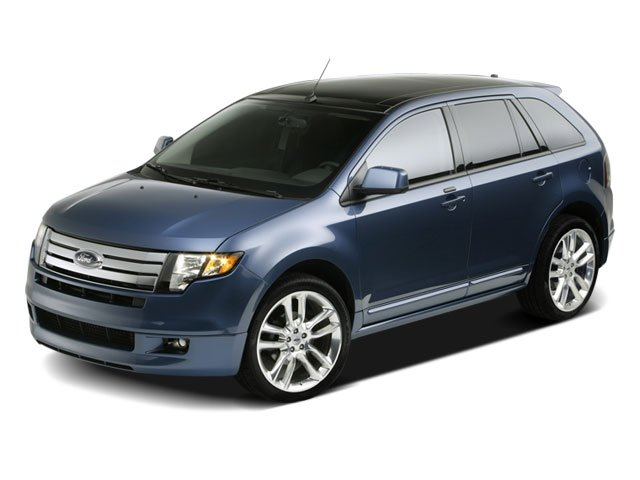 Photo Pre-Owned 2009 Ford Edge SEL FWD Station Wagon