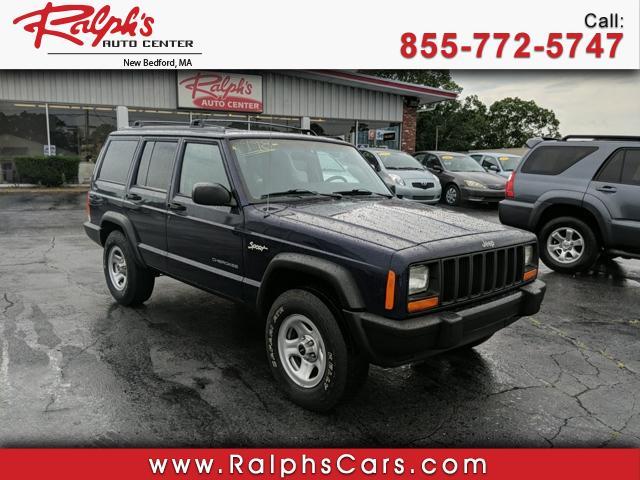 Photo 1998 Jeep Cherokee 4dr Sport