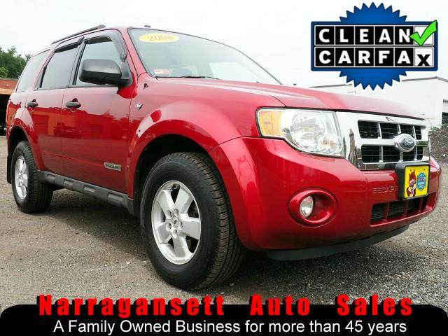 Photo 2008 Ford Escape 4X4 V-6 Auto Air Full Power Moonroof Only 118K