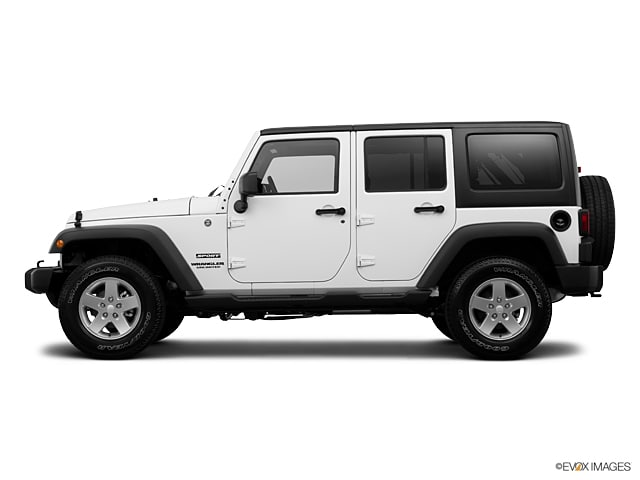 Photo Used 2013 Jeep Wrangler Unlimited Sahara SUV Automatic 4x4 in Chicago, IL