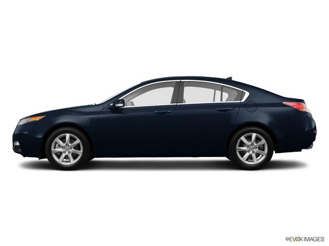 Photo Used 2013 Acura TL For Sale  Jacksonville FL