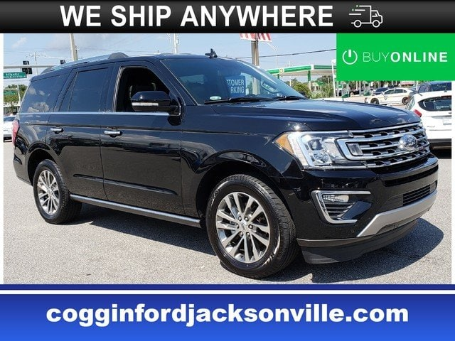 Photo 2018 Ford Expedition Limited SUV Twin Turbo Regular Unleaded V-6 213