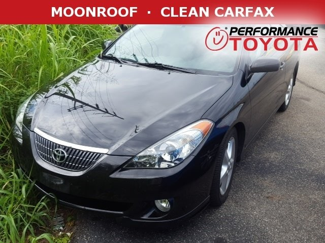 Photo 2006 Toyota Camry Solara SE V6 Coupe