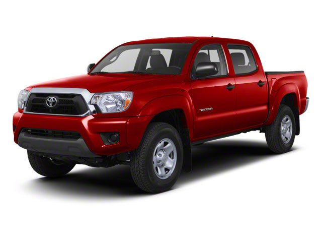 Photo Pre-Owned 2012 Toyota Tacoma 4WD Double Cab LB V6 AT Standard Bed