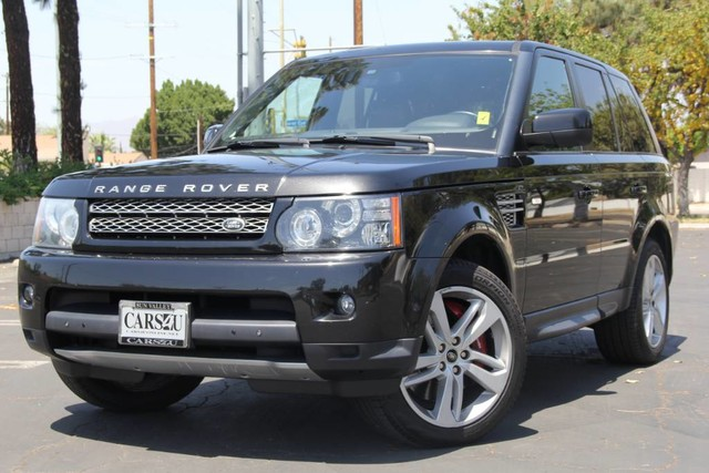 Photo 2013 Land Rover Range Rover Sport SC Limited Edition SUPERCHARGED LOADED